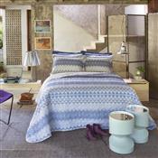 Kit Cobre Leito De Solteiro Cinza Vitor Home Design Santista
