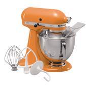 Batedeira Planetária Stand Mixer Tangerine Kea33c8 127V Kitchenaid