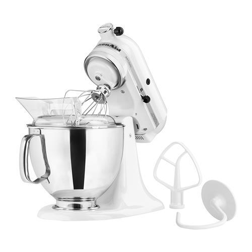Batedeira Planetária Stand Mixer White Kea33cb 127V Kitchenaid