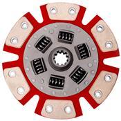 Disco Embreagem De Cerâmica Opala 6 Pastilhas 7048-Tm6 Ceramic Power