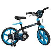 Bicicleta Infantil Aro 14 Pantera Negra Bandeirante
