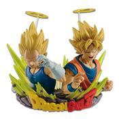 Action Figure Super Sayiajin Goku E Vegeta Bandai Banpresto
