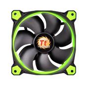 Cooler Fan Thermaltake Riing 12 Led Verde 120Mm 1500Rpm Cl-F038-Pl12gr-A