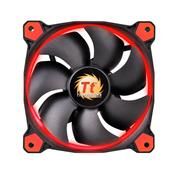 Cooler Fan Thermaltake Riing 12 Led Vermelho 120Mm 1500Rpm Cl-F038-Pl12re-A