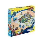 Quebra Cabeça 3D Circuito Aventuras 90 Peças Disney Xalingo