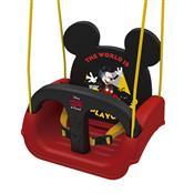 Balanço Infantil Com Encosto Regulável Mickey Xalingo