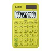 Calculadora De Bolso Casio Sl310ucyg 8 Dígitos Verde