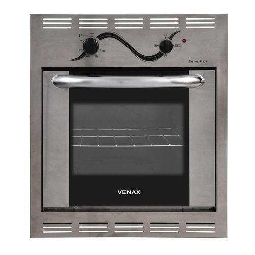 Forno De Embutir A Gás Venax Semplice 50L 127V Inox