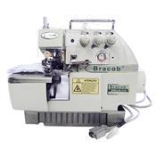 Máquina De Costura Industrial Overlock Bracob Bc73 3 Fios Bivolt