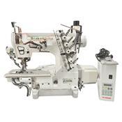 Máquina De Costura Industrial Galoneira Bracob Com Refilador Bivolt