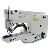 Máquina Costura Industrial Travete Bracob 42 Pontos 1 Agulha Bivolt