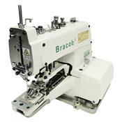 Máquina De Costura Industrial Para Pregar Botões Bracob Bc373 Bivolt