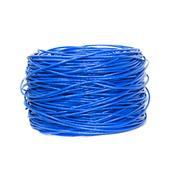 Cabo De Rede Para Segurança Eletrônica Sumay Sm-Cftv 305M Azul