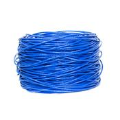 Cabo De Rede Para Segurança Eletrônica Sumay Sm-Cftv 100M Azul