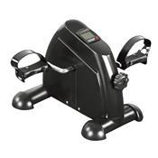 Exercitador Mini Bike Com Monitor Liveup Sports Ls9055 Preta