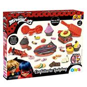 Kit De Massinha Miraculous Fun Ladybug Confeitaria