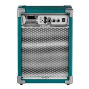 Caixa De Som Amplificada Frahm Multiuso Lc 350 App 80W Rms Verde