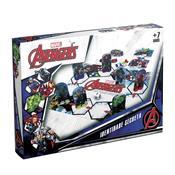 Jogo De Tabuleiro Grow Identidade Secreta Marvel Avengers