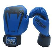 Luvas De Boxe E Muay Thai Venum Giant Brasil Azul 16 Oz