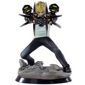 Action Figure Tsume Arts One Punch Man Genos Xtra