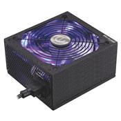 Fonte Gamer K-Mex Pt600tw 600W Com Cooler Auto Switch Preto