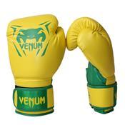 Luvas De Boxe E Muay Thai Venum New Contender Amarela