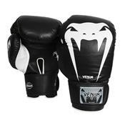 Luvas De Boxe E Muay Thai Venum Giant Brasil Preta