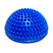 Meia Bola De Equilíbrio Liveup Sports Ls3572 16Cm Azul
