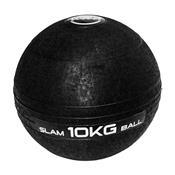 Bola Medicinal Slam Ball Liveup Sports Ls3004-10 10Kg Preta