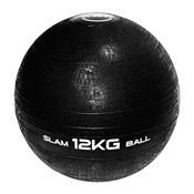 Bola Medicinal Slam Ball Liveup Sports Ls3004-12 12Kg Preta