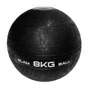 Bola Medicinal Slam Ball Liveup Sports Ls3004-8 8Kg Preta