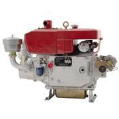 Motor Estacionário Changchai Zs1105pem A Diesel 18Hp 996Cc