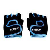 Luva De Treinamento Liveup Sports Ls3077 Tam P/M Preta E Azul