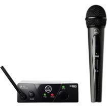 Microfone sem Fio Mini Vocal Banda A WMS40 - A AKG