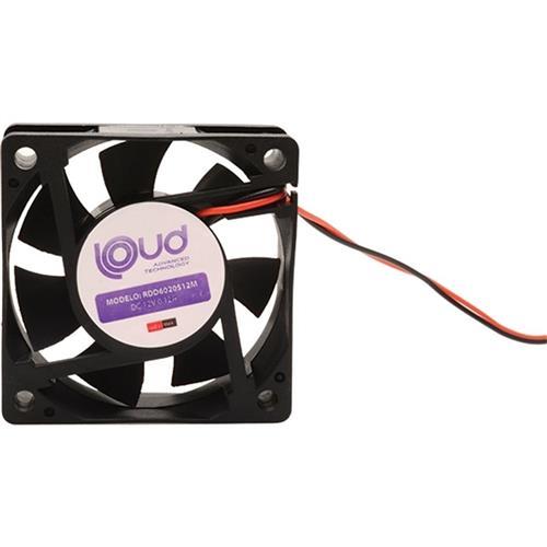 Cooler Para Gabinete D-60 12V 5258 Loud