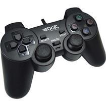 Joypad Play 2 Dual Shock Preto Eb208 Ebolt