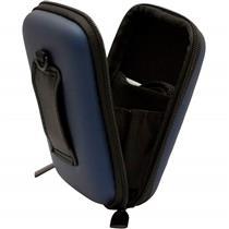 Estojo Rígido Para Câmera Digital Compacta Azul V-31 Vivitar
