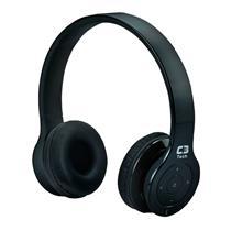 Fone Com Microfone Bluetooth Preto H-W530b C3 Tech