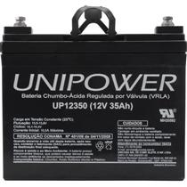 Bateria De Chumbo Ácida Selada 12V 35A Up12350 Unipower