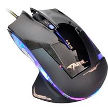 Mouse Gamer Optico USB 2400DPI Mazer Type-R Preto E-blue