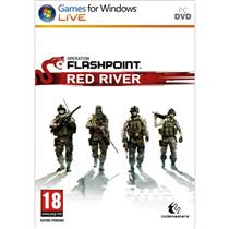 Operation Flashpoint Red River Para Pc Codemasters/Ea