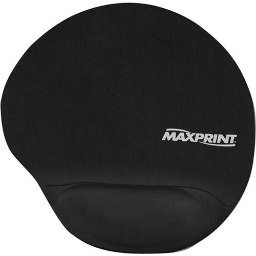 Mouse Pad Com Apoio Para Pulso Em Gel 60448-4 Maxprint