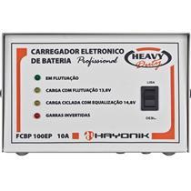 Sistema Carregador Fcbp100ep 13.8V 10A Heavy Duty Hayonik