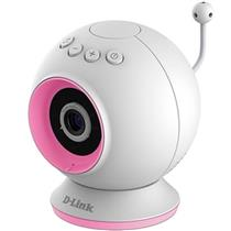 Camera Ip Baba Eletronica Wifi Dcs-825L D-Link