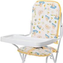 Cadeira De Refeição Acolchoada Bambini 01006-03 Tutti Baby
