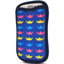 Capa para Galaxy S3 S4 com Porta Cartão Boats Reliza