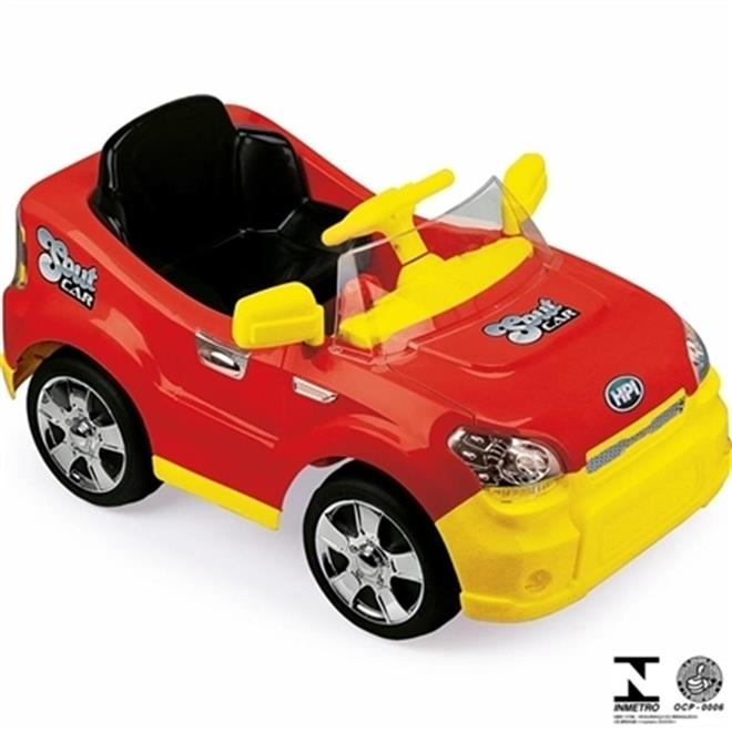 Carro el trico vermelho 653 homeplay for Homeplay