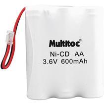 Bateria Recarregável Para Telefone Sem Fio Aa P50 Multitoc