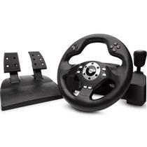 Controle Joystick Volante Com Pedal Wireless para Ps3 Dazz 621083