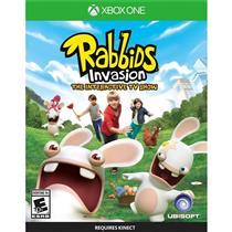 Rabbids Invasion Em Inglês Game Para Xbox One Ubisoft